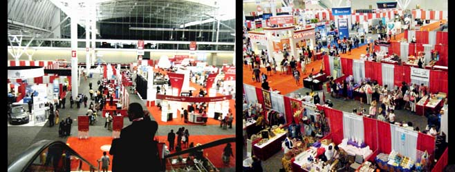NUL Expo Hall Events